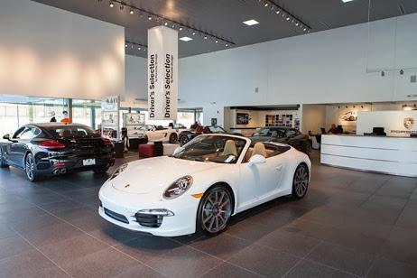 Porsche of Nashville 1