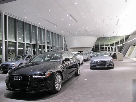 Audi Nashville car dealership in BRENTWOOD, TN 37027 | Kelley Blue