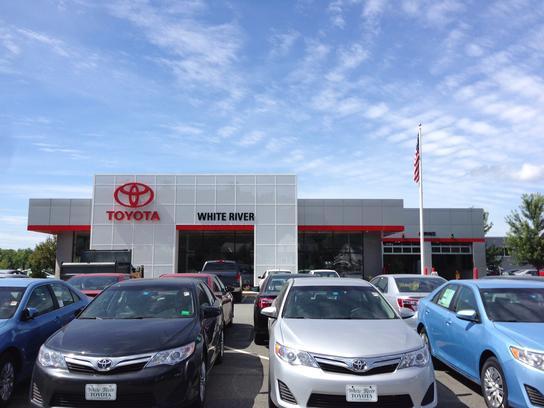 White River Toyota Car Dealership In Junction Vt 05001 Kelley Blue Book