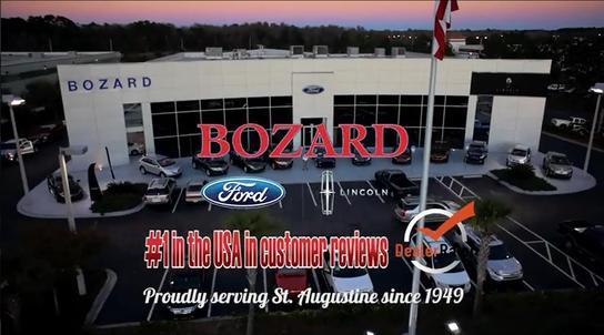 bozard ford car dealership in saint augustine fl 32084 kelley blue book. Black Bedroom Furniture Sets. Home Design Ideas