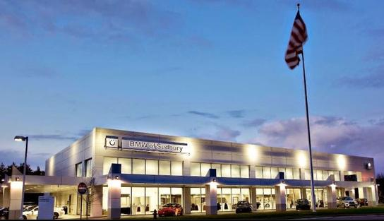 herb chambers bmw of sudbury car dealership in sudbury, ma 01776