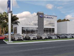 DCH Subaru of Riverside