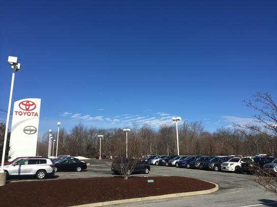 DCH Toyota of Milford 2