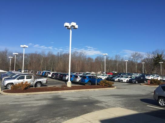 DCH Toyota of Milford 1