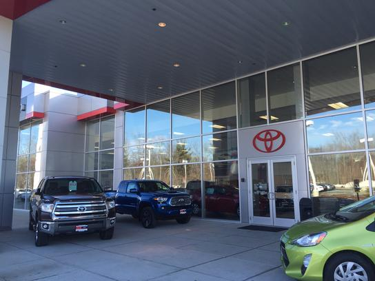 DCH Toyota of Milford 3