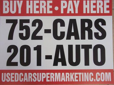 Used Car Supermarket