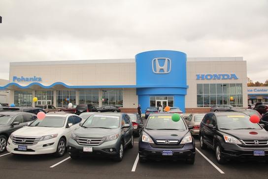 Pohanka Honda Car Dealership In Capitol Heights Md 20743 Kelley