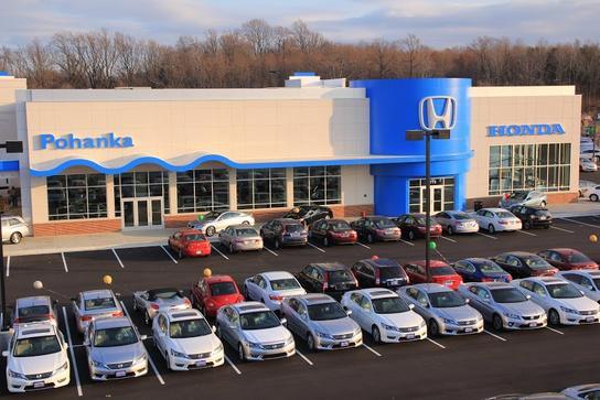 Honda Capitol Heights >> Pohanka Honda Car Dealership In Capitol Heights Md 20743