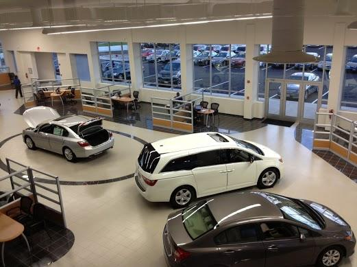 Pohanka Honda Car Dealership In Capitol Heights, MD 20743 | Kelley Blue Book