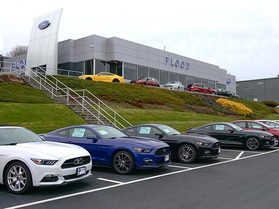 Ford Dealers In Ri >> Flood Ford Of East Greenwich Car Dealership In East Greenwich Ri