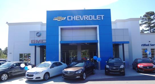 Southern Pines Chevrolet Buick GMC 1