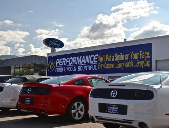 performance ford lincoln bountiful car dealership in bountiful ut 84010 7521 kelley blue book. Black Bedroom Furniture Sets. Home Design Ideas