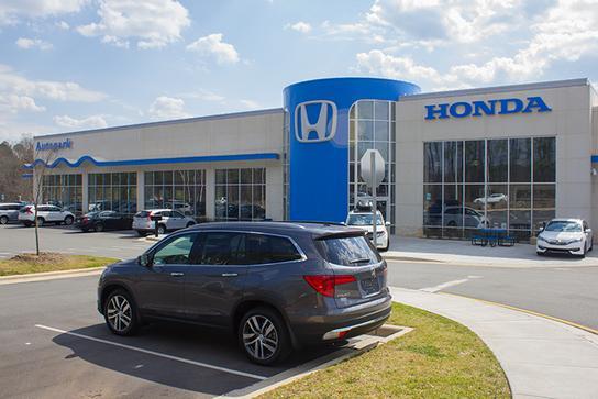 Autopark honda car dealership in cary nc 27511 kelley for Raleigh honda dealers