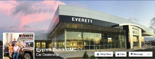 Gmc Dealers In Arkansas >> Everett Buick Gmc Car Dealership In Bryant Ar 72022