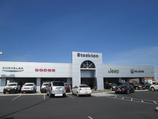 Stockton Dodge Chrysler Jeep RAM
