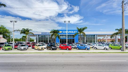 Bomnin Chevrolet Dadeland car dealership in Miami, FL 33143 | Kelley