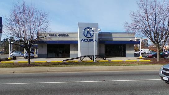 Hall Acura of Newport News car dealership in Newport News, VA 23602