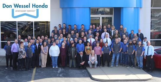 Don Wessel Honda Car Dealership In Springfield, MO 65807 | Kelley Blue Book