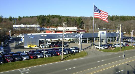 Herb Chambers Braintree >> Herb Chambers Ford Of Braintree Car Dealership In Braintree Ma