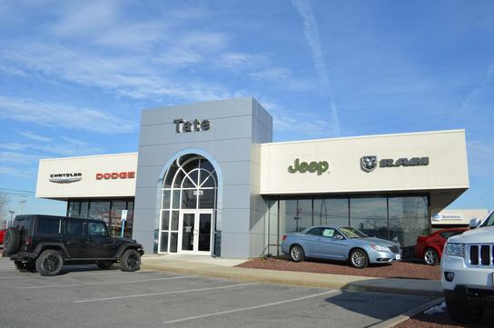 Tate Frederick Chrysler Jeep Dodge