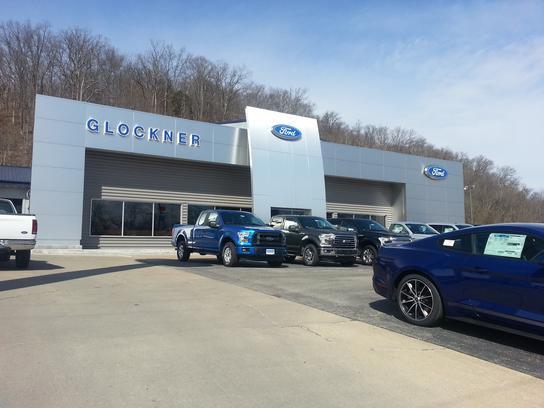 Glockner South Point Ford >> Glockner Ford Car Dealership In South Point Oh 45680