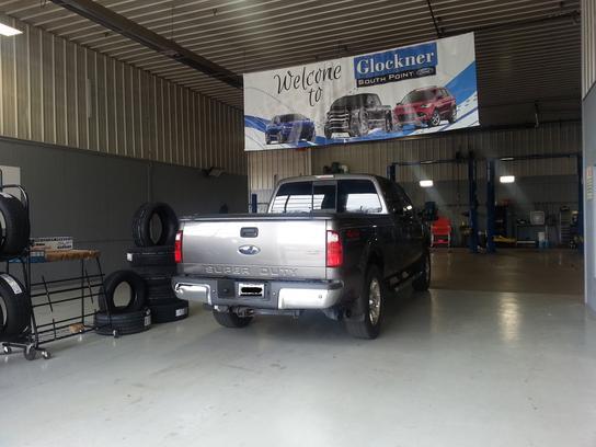 Glockner South Point Ford >> Glockner Ford car dealership in South Point, OH 45680 ...