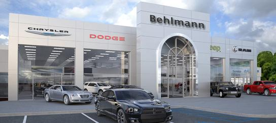 Behlmann Chrysler Dodge Jeep Ram