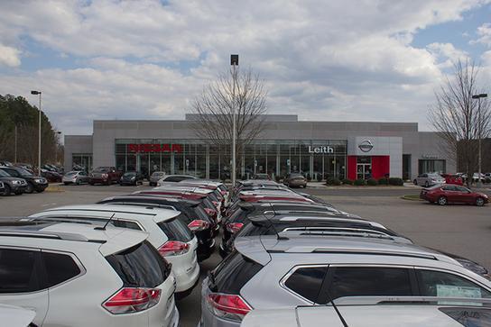 Leith Nissan car dealership in CARY, NC 27511-6045   Kelley Blue Book