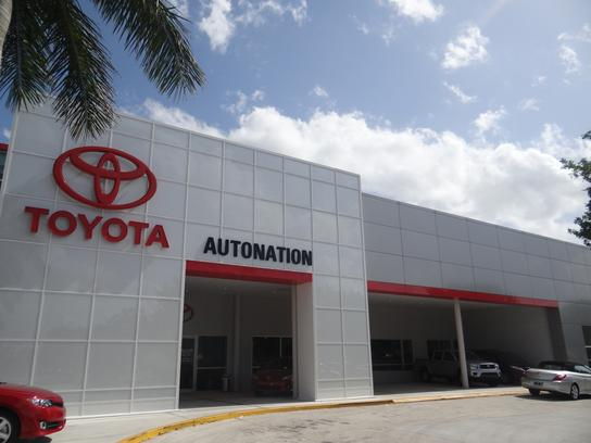 AutoNation Toyota Weston 1