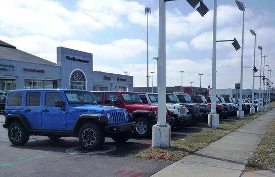 Jeep Wrangler Dealership >> Performance Chrysler Dodge Ram Centerville Car Dealership In Dayton