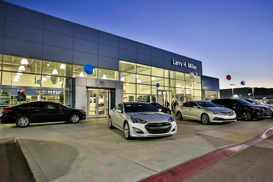 Larry H Miller Hyundai >> Larry H. Miller Hyundai Peoria car dealership in Peoria ...