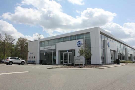 Napleton's Volkswagen of Orlando car dealership in ORLANDO, FL 32826