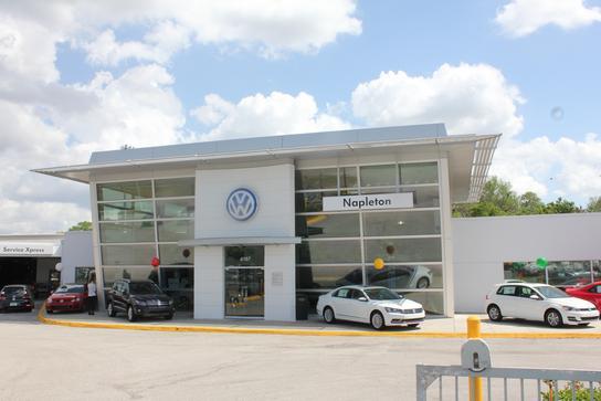 Napleton S Volkswagen Of Sanford Car Dealership In Sanford