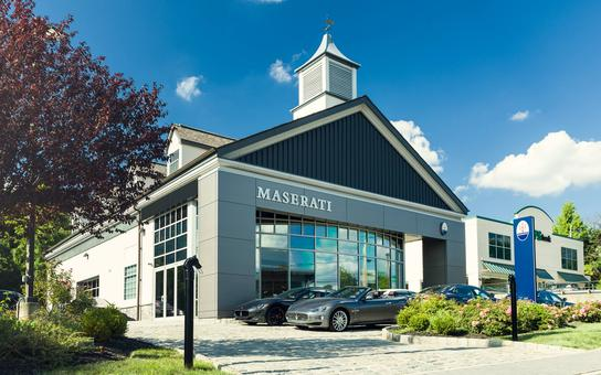 Maserati of the Main Line car dealership in Devon, PA 19333 | Kelley