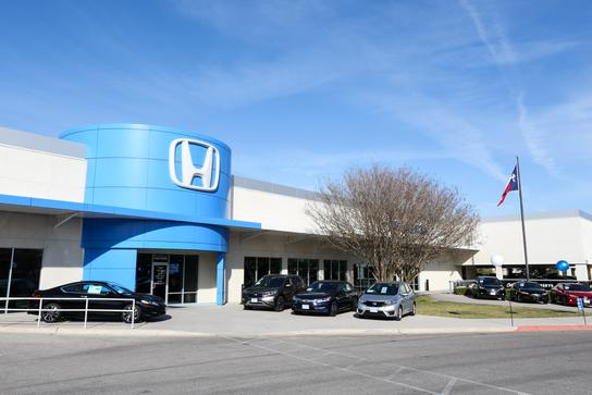 Continental Automotive Group: First Texas Honda