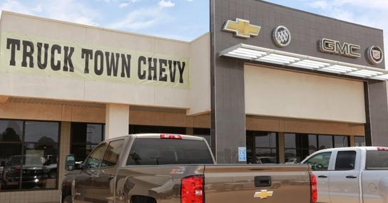 Truck Town Chevrolet Gmc Cadillac