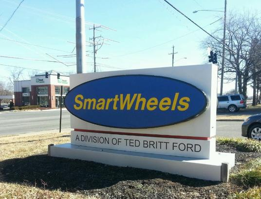 Ted Britt Smart Wheels 1