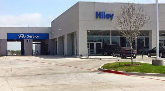 Hiley Hyundai of Burleson 1
