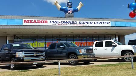 Meador Pre-Owned Super Center