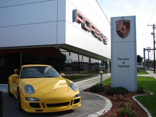 Porsche of Fairfield