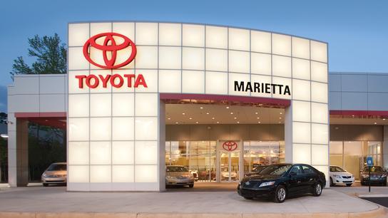 marietta toyota car dealership in marietta ga 30061 kelley blue book. Black Bedroom Furniture Sets. Home Design Ideas