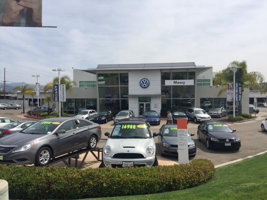 Mossy Vw Escondido Car Dealership In Ca 92029 Kelley Blue Book