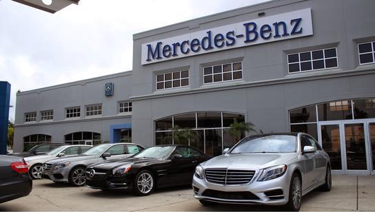 Mercedes benz of melbourne car dealership in melbourne fl for Mercedes benz melbourne fl
