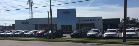 & Langdale Ford car dealership in Valdosta GA 31601 - Kelley Blue Book markmcfarlin.com