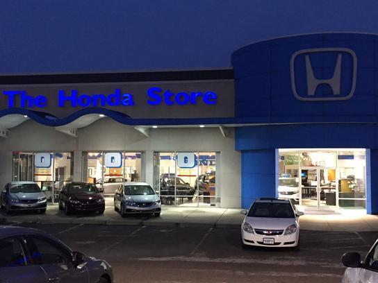 The Honda Store >> Car Dealership Specials At The Honda Store In Youngstown Oh