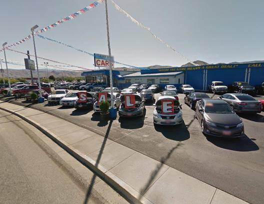 Wenatchee Car Dealers >> Leonard Evans Used Car Superstore car dealership in ...