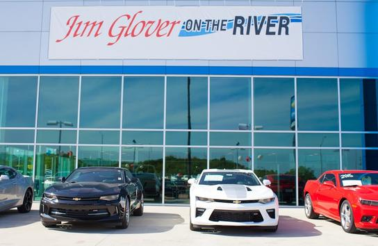 Jim Glover Chevrolet On The River Car Dealership In TULSA, OK 74107 8317 |  Kelley Blue Book