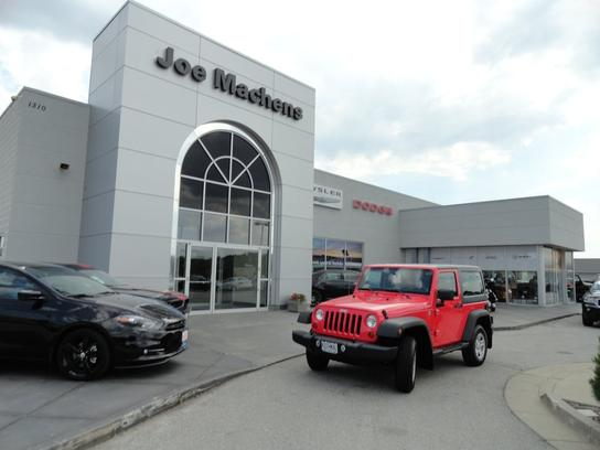 Joe Machens Chrysler Jeep Dodge 2