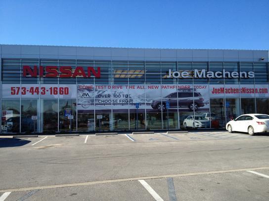Joe Machens Columbia Mo >> Car Dealership Ratings And Reviews Joe Machens Nissan In