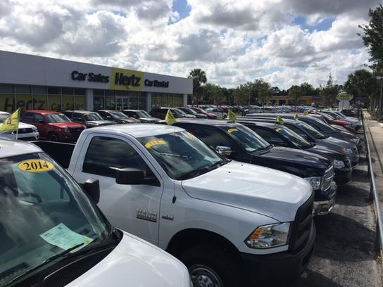 Hertz Car Sales Orlando East 1